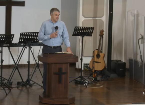 Копнеж за правда – п-р Мирослав Маринов