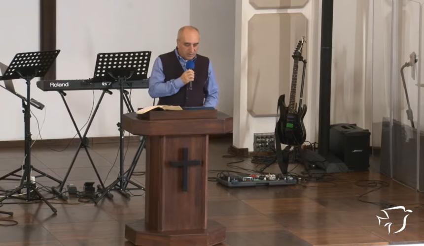 Следвай Исус – п-р Николай Кокончев